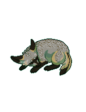 Pixel Fox - Bat-Eared