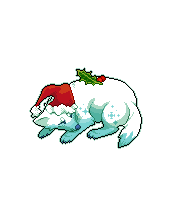 Pixel Fox - Christmas